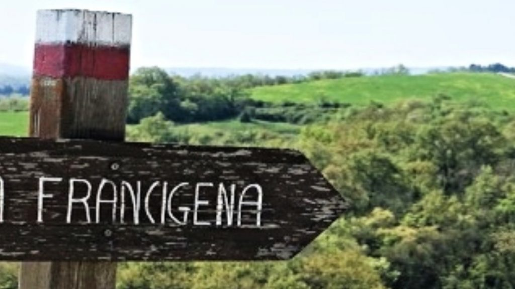 Via Francigena - Hero
